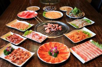 【鞍山】食来运转烤肉-美团