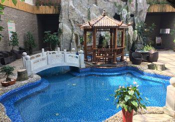 【山海关】海逸名都温泉洗浴休闲会馆水上乐园豪华票成人票-美团