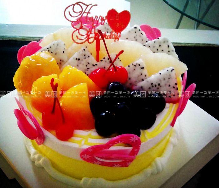 【北京旺旺蛋糕团购】旺旺蛋糕水果蛋糕团购|图片