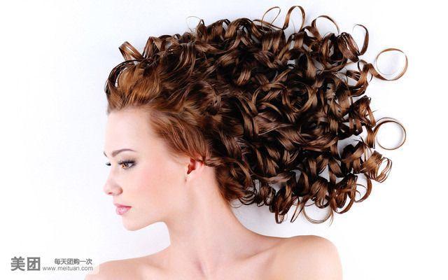 烫发类型:热烫(不含离子烫)