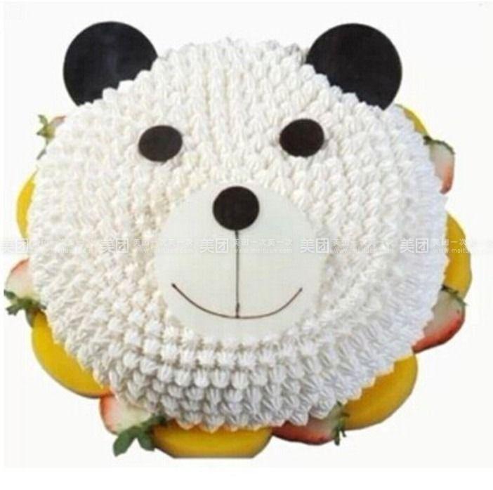 百果荟萃 甜丝丝 蓝色海洋 可爱熊熊 黑森林蛋糕 方形蛋糕 多彩鲜果