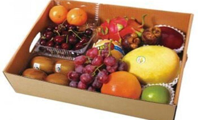 进口百搭水果礼盒1盒,仅限自提图片