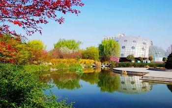 【西北农林科技大学】西北农林科技大学博览园(杨凌农林博览园)门票(成人票)-美团