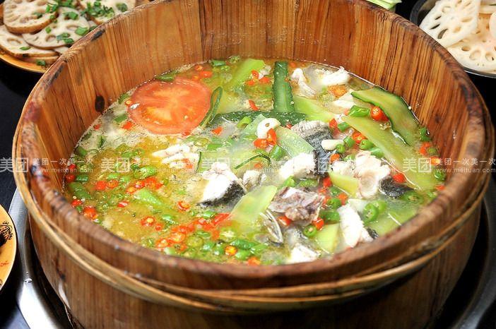 【重庆渔猫子木桶鱼团购】价格|地址|电话|菜单