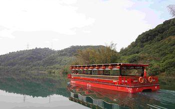 【从化市】从化流溪河国家森林公园绿道游船双程船票(成人票)-美团