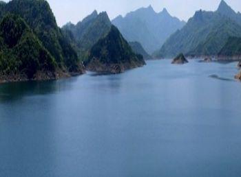 【霍山县】大别山主峰景区别山湖游船(成人票)-美团