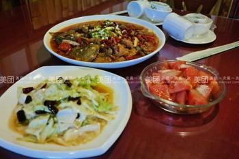 【呼和浩特】重庆万州烤全鱼-美团
