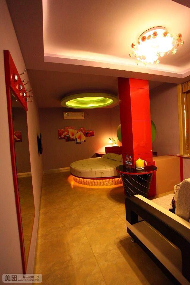 艾尚创意宾馆-美团