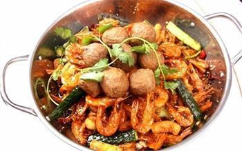 【滁州等】0048香辣虾-美团