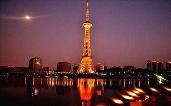 【天元区】株洲电视塔门票(成人票)-美团