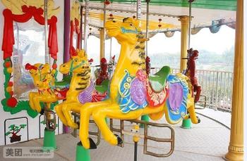 【朱宏路】汉城湖游乐场-美团