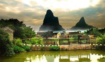【广州出发】姑婆山森林公园、黄姚古镇纯玩2日跟团游*深度游览华南至大氧吧-美团