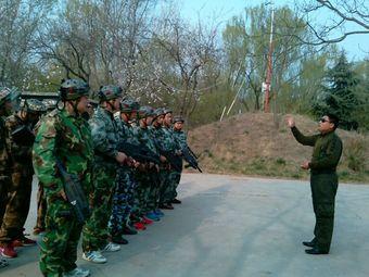 猎兵野战真人CS(姜堤乐园基地)