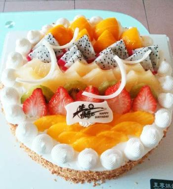 【安平等】至尊烘培蛋糕坊-美团