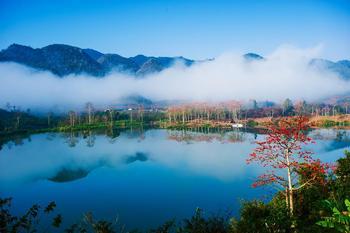 【海口出发】霸王岭国家森林公园、棋子湾纯玩2日跟团游*周 末游昌江畔木棉红-美团