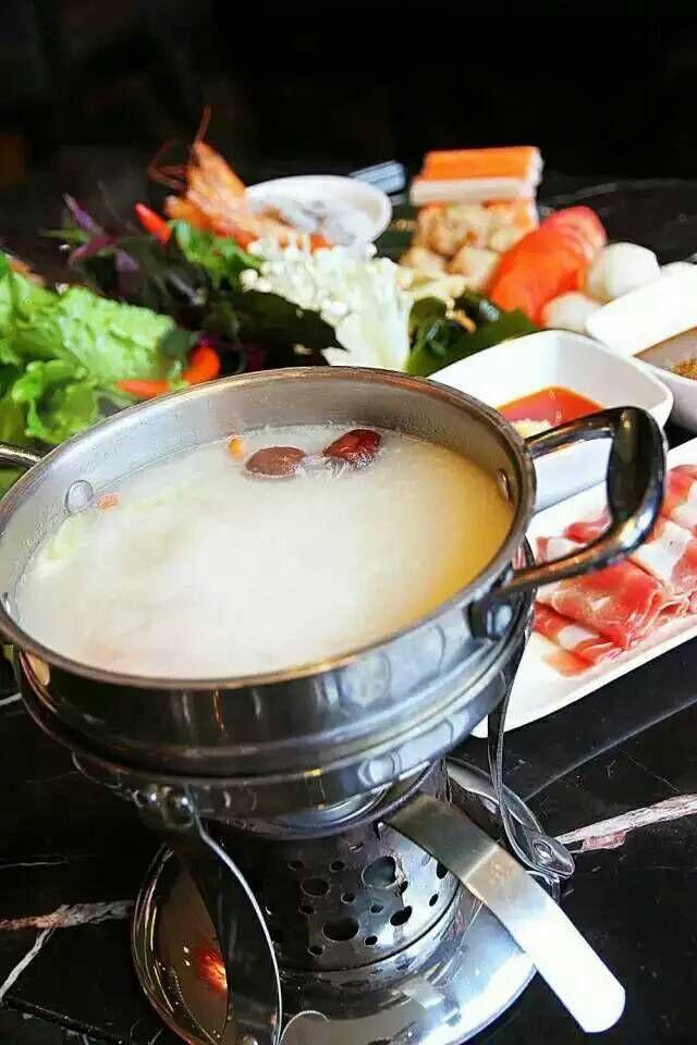 焱城煲汤自助火锅-美团