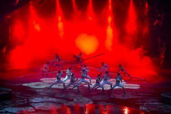 【万达】傣秀剧场成人票 - VIP区20:15场次票-美团