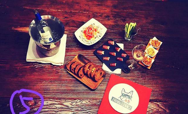 :长沙今日团购:【法閗葡萄酒馆】红酒小食套餐,建议2-4人使用,提供免费WiFi