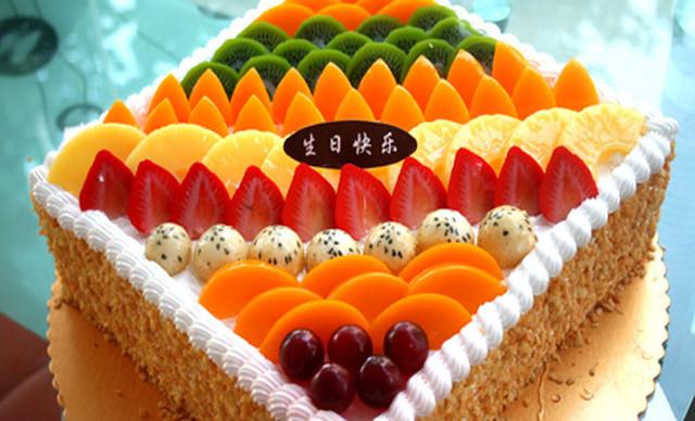 :长沙今日团购:【拌糖主义烘培屋】蛋糕2选1,约8英寸,方形