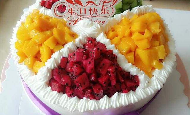 :长沙今日团购:【遇见DIY蛋糕烘焙工作室】蛋糕1个,约8英寸,圆