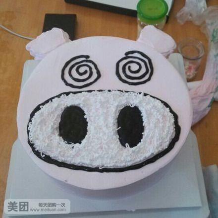【连云港鬼小孩烘焙团购】鬼小孩烘焙diy鲜奶蛋糕