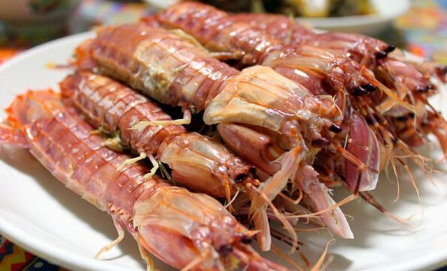 【刘庄】渔尚渔海鲜大排档2-3人餐,提供免费WiFi