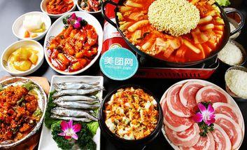 【南京】同堂韩国料理-美团