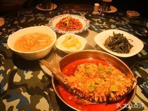 炊事班军旅文化餐厅主题:回味无穷的啦,色香味北美食节广州到滘图片