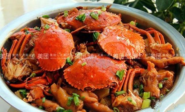 【集美万达广场】虾蟹煲3-4人餐,提供免费WiFi