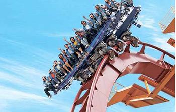 【其它】广州长隆欢乐世界门票+广州长隆野生动物世界套票(成人票)-美团
