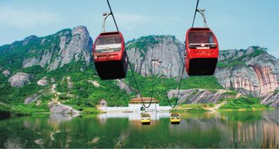 【长沙出发】平江石牛寨国家地质公园纯玩1日跟团游*含玻璃栈道,一价全含-美团
