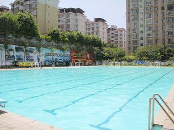 龙马游泳池