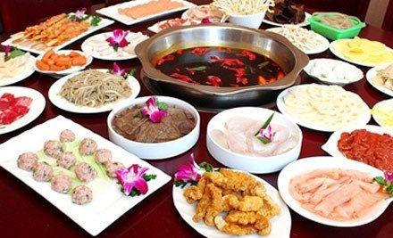 8人餐,火锅美味,你我共分享