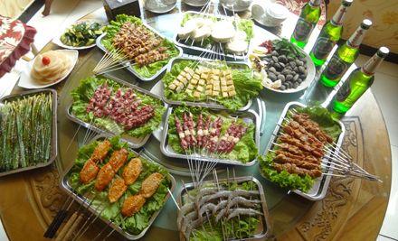 美味4人套餐,美味享受,邀您品尝