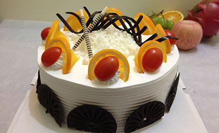 14英寸蛋糕6选1,享受甜蜜感觉