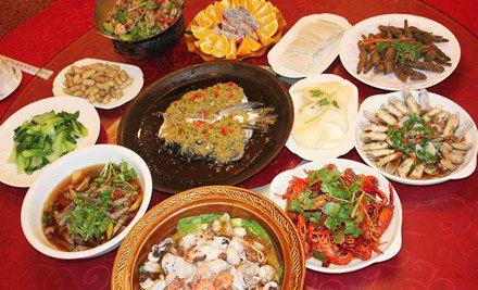 6-8人餐,可口美食,欢乐共享