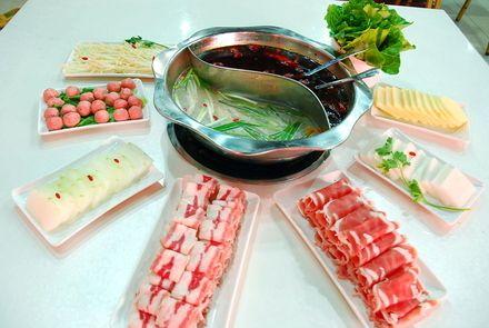 双人火锅套餐,鲜香美味,欢乐共享