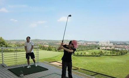 高尔夫体验套餐,休闲娱乐,养生健体