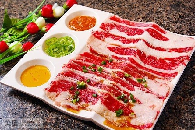 【广州汉拿山韩式烤肉团购】汉拿山韩式烤肉双人餐