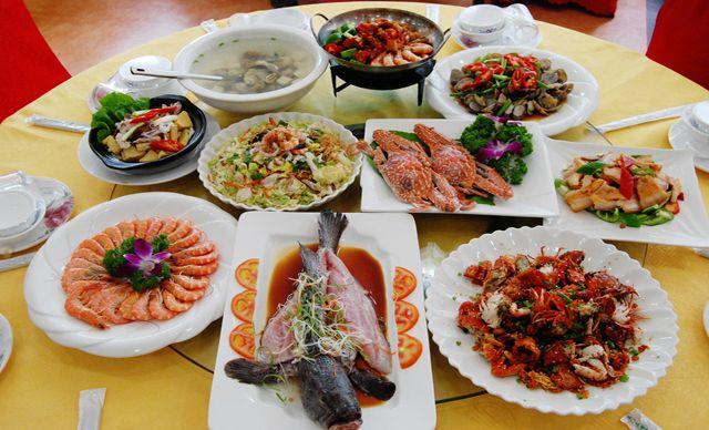 8-10人套餐,品味美食,欢乐共享