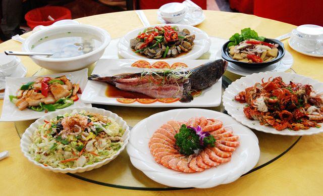6-8人套餐,品味美食,欢乐共享