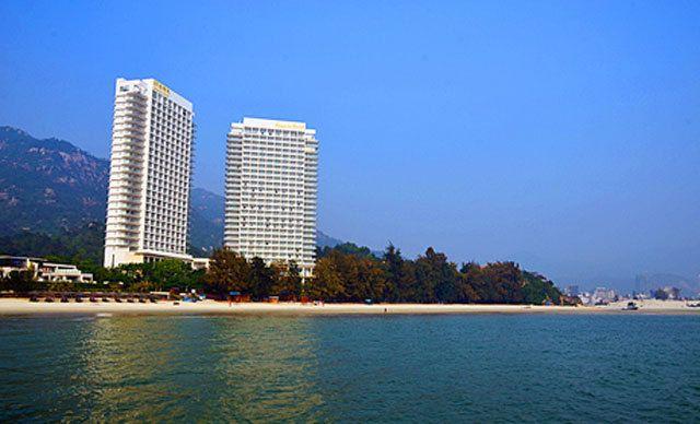 巽尞湾凤池岛旅游度假村、双人捕鱼/烧烤2日游,一线海景房