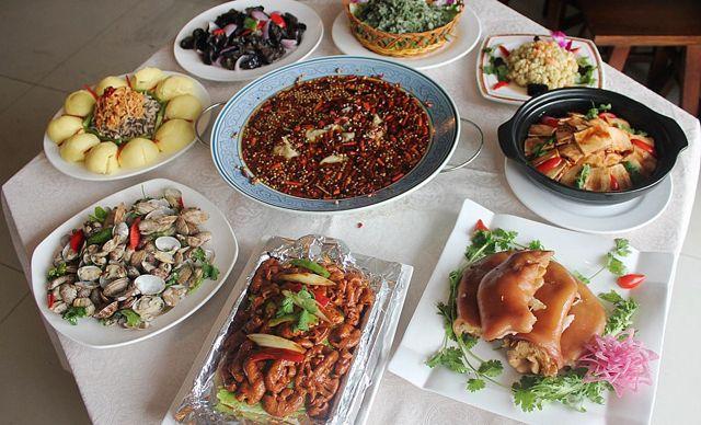 4-6人套餐,品味山东民间菜