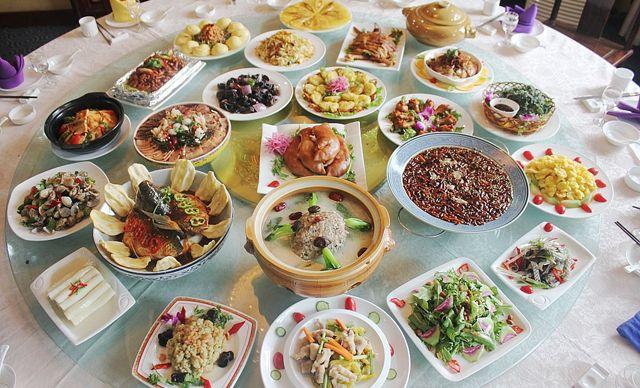 8-10人套餐,品味山东民间菜