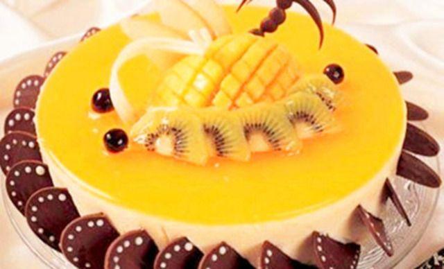 2磅慕斯蛋糕2选1,精致美味,幸福乐享
