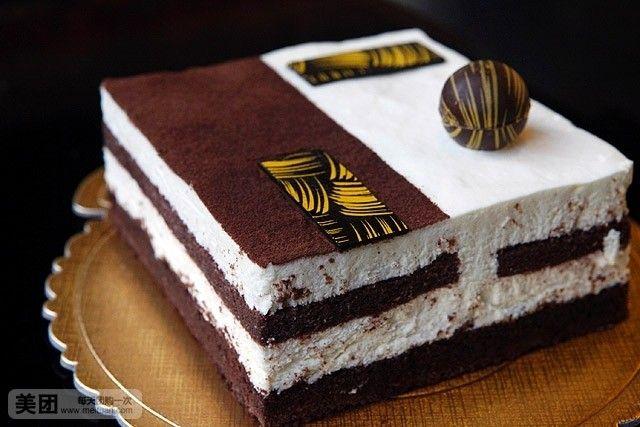 54厘米 黑白配 香橙芒果慕斯 覆盆子慕斯 商家介绍 卡布拉蛋糕图片