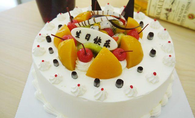 美味蛋糕1个,健康又鲜美