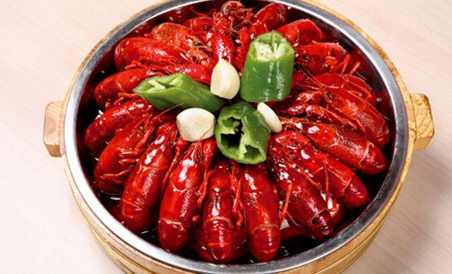 大虾4选1。鲜香美味,任你选择
