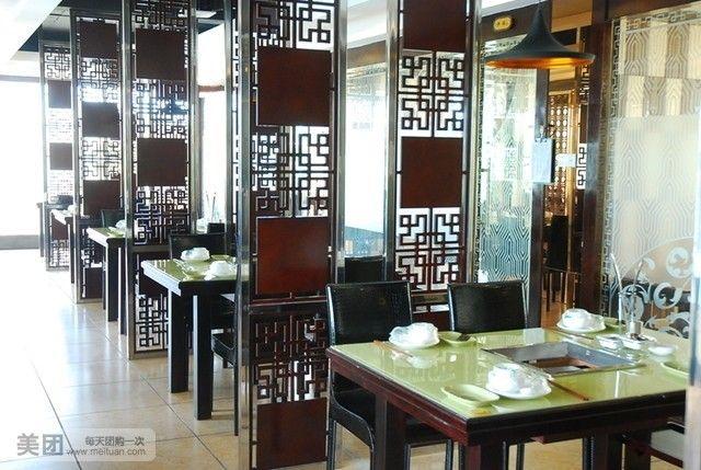 美食)】3-4人餐,免费提供WiFi、停车位,美味齐市火锅普洱图片