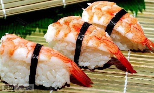 【船木寿司】美味寿司3选1,享受时刻美味_团8什么美食城图片